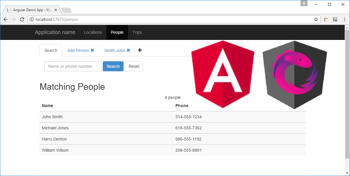 How to build a real world Angular app with ngrx store, Part II: Components using Store
